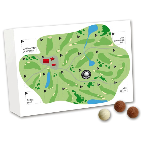 golf adventskalender