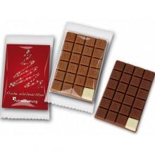 Kleiner Adventskalender Schokolade