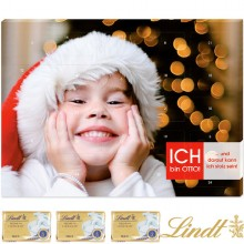 Tisch Adventskalender Select Edition mit Lindt