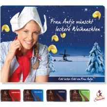 Wand-Adventskalender mit Sarottischokolade2