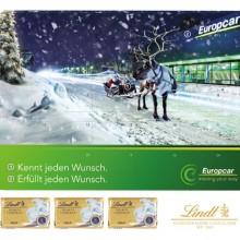 Wand-Adventskalender mit Lindtschokolade_product